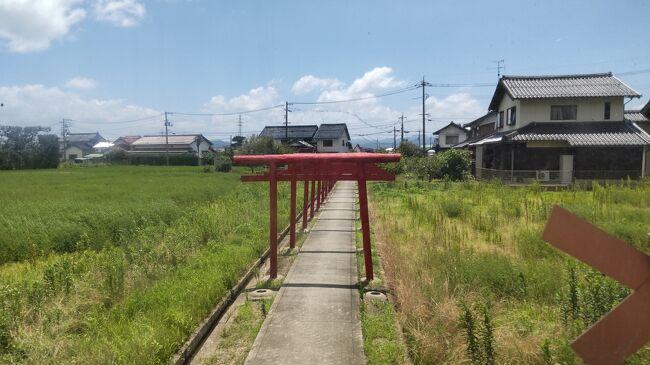 暑い夏に行ってしまった~プチトリップ 八雲立つ出雲へ~②一畑電車に乗って