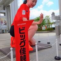 【東京散策119-2】大会開催中のお台場周辺の聖火やオリンピック会場を歩いてみた《お台場》