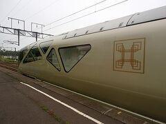 再び《 TRAIN SUITE 四季島 》に遭遇