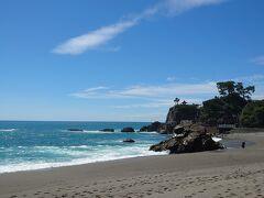 山海の幸と桂浜