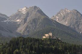 2013年スイス旅行記 第1回 チューリッヒから高原鉄道でエンガディン地方へ