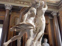 イタリア一人旅 ボルゲーゼ美術館を見た後は ローマの街をボーっと歩いてました