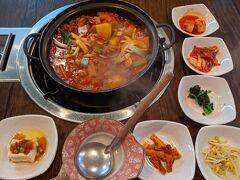 鶴橋の韓国料理店「アリの家」でタッカンマリ~ふわりでピンス~延羽の湯で入浴