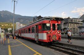 2013年スイス旅行記 第5回 山を越え、夜のグリンデルワルトへ
