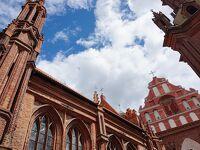 バルト三国最後の国 リトアニア首都も世界遺産でした