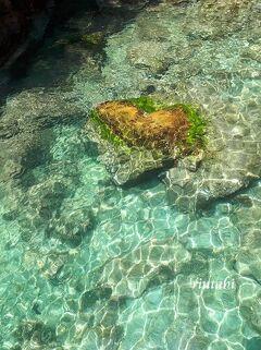 島旅♪壱岐 ①神々が宿る島 エメラルドグリーンに輝く辰の島☆壱岐ブルー