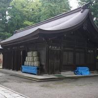 2021.8 富山に行ってきました(3)~一宮巡詣・越中国