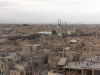 イラン8 ゾロアスター教で有名なヤズド ドラクエの街風