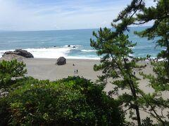 碧を求めて四国4 桂浜と高知観光