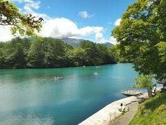夏の福島 裏磐梯キャンプ