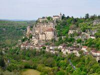 シニアの南フランスの旅[3] ロカマドゥール、ラ・ロック・ガジャック、ベナック・エ・カズナック、サルラ(2)