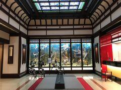 古都一人旅★女子旅におすすめの京都大正ロマンの「京都山科ホテル山楽」('▽'r