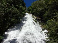 奥日光 ~湯滝から湯の湖  2021.8.19