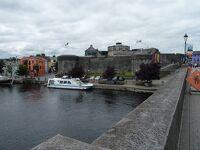 2016年夏、アイルランドからアイスランド一人旅 9.アスローンで城見学とシャノン川クルーズを楽しむ