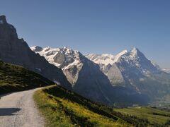 2013年スイス旅行記 第11回 ユングフラウ散策 グロッセシャイデックからフィルストまで歩く