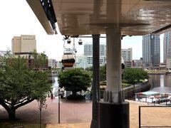 エロイーズカフェ&ミサキドーナツ♪「YOKOHAMA AIR CABIN」で横浜北仲ノット無料展望台~水信フルーツパーラー
