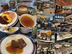 新横浜プリンスホテルで朝食ビュッフェ