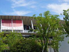 東京オリンピック開催中の国立競技場周辺散策~パ・マルと隈研吾氏、世界とフランスを感じて~