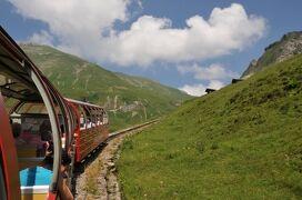 2013年スイス旅行記 第13回 ブリエンツ・ロートホルン鉄道のSL列車に乗る