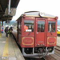 2010年秋・東日本大震災前の三陸乗り鉄旅行