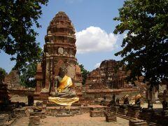 2005年7月タイ鉄道・マレー鉄道で行くマレー半島縦断の旅(前半1) タイ バンコク・アユタヤ編