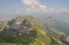 2013年スイス旅行記 第14回 ロートホルンの山頂を散策し、SL列車で下山してツェルマットへ