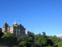エジンバラ2日目朝散歩「スコットランドと湖水地方2018」