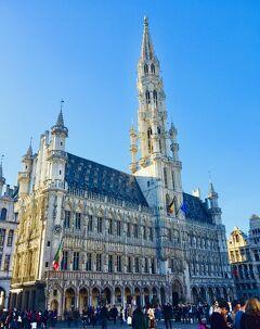☆ ベルギー~Brussels あま~いワッフルに誘われて ☆