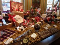 2019年ベルギーのX'sマーケット巡り【42】アントワープ:チョコレートラインでお買い物