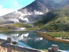 北海道の旅8日間 ⑤ 大雪山旭岳・姿見の池を散策