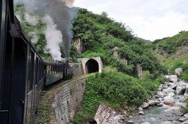 2013年スイス旅行記 第19回 フルカ山岳蒸気鉄道のSL列車に乗車 前編