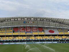 【2021】サッカー日本女子代表「なでしこジャパン」観戦 栃木遠征 旅行記【2日目/後編】