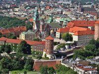 ポーランド第三の都市 古都クラクフ街ブラ編
