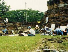 Thailand 古き良きバンコク (15 /15 ) 水彩画教室
