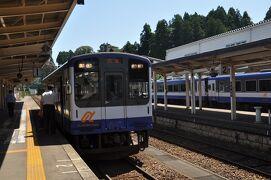 2021年8月29日青春18きっぷの旅中編(のと鉄道)