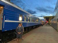 ミンスクからキエフへ 夜行列車で行ったら大失敗