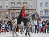 シニアのハンガリー、クロアチア、イタリアの旅[6] ザグレブ(2)