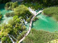 シニアのハンガリー、クロアチア、イタリアの旅[7] プリトゥヴィツエ(1)