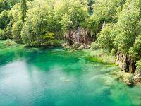 シニアのハンガリー、クロアチア、イタリアの旅[8] プリトゥヴィツエ(2)