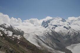 2013年スイス旅行記 第23回 マッターホルン散策 登山鉄道でゴルナーグラートへ