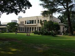 旧朝香宮邸(東京都庭園美術館)