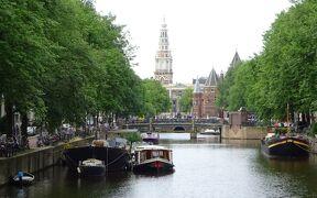 2016夏オランダの旅14:アムステルダム、屋根裏のカトリック教会