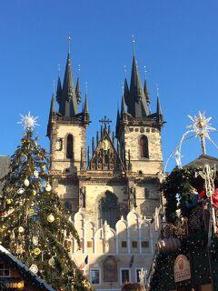 冬のチェコ一人旅2013-① プラハ到着、市内散策