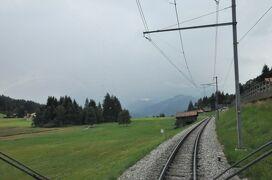 2013年スイス旅行記 第25回 ゴールデンパス・パノラミックに乗り、チューリッヒへ
