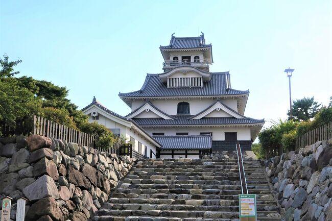 5歳息子と2人旅。<br /><br />3日目は滋賀県。<br />滋賀県はどこにいこうかな?<br /><br />まだ行ったことない長浜がよさそう。<br />船で琵琶湖も行きたい。<br />黒壁スクエアも行ってみたい。<br /><br />でも、この暑い中息子連れとなると行動範囲は限られる。<br />結局、長浜駅周辺の施設をまわることにしました。