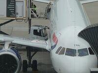 BA1386(LHR-MAN) ビジネスクラス機内食