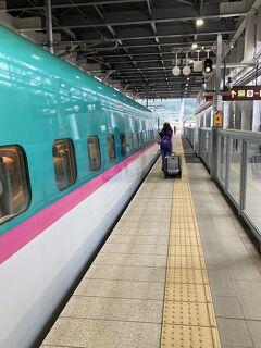 日本列島横断ジャパンレールパスの旅 2021 [2] 『函館→東京→岡山→松山 』編