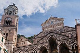 シニアのハンガリー、クロアチア、イタリアの旅[18] アマルフィ、ラヴェッロ、ソレント