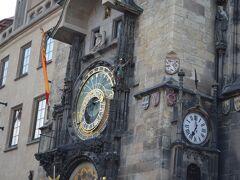 中世の街並みがそのまま残るプラハ