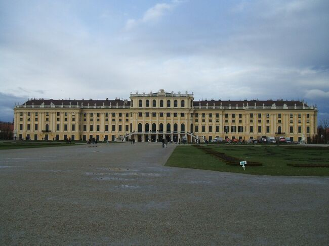 オーストリア2007 ウィーン1日目